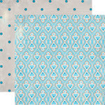 Authentique Paper - Journey Collection - 12 x 12 Double Sided Paper - Voyage