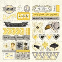 Authentique Paper - Poised Collection - Elements