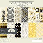 Authentique Paper - Poised Collection - 6 x 6 Paper Pad Bundle