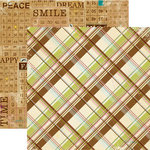 Authentique Paper - Splendid Collection - 12 x 12 Double Sided Paper - Richness