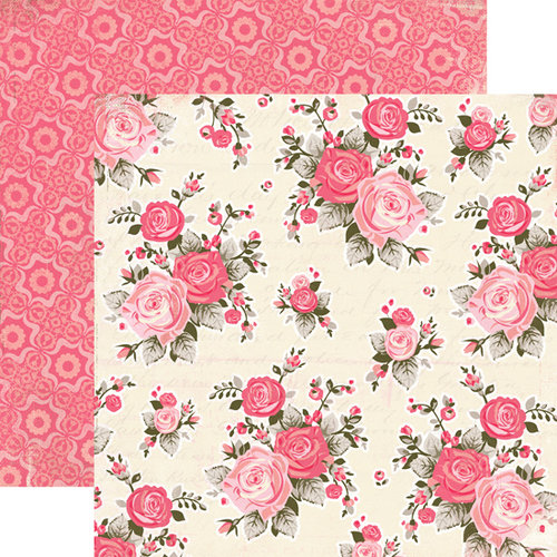 Authentique Paper - Uncommon Collection - 12 x 12 Double Sided Paper - Unique