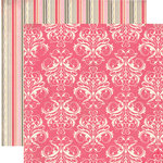 Authentique Paper - Uncommon Collection - 12 x 12 Double Sided Paper - Distinct