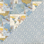 Authentique Paper - Quest Collection - 12 x 12 Double-Sided Paper - Two