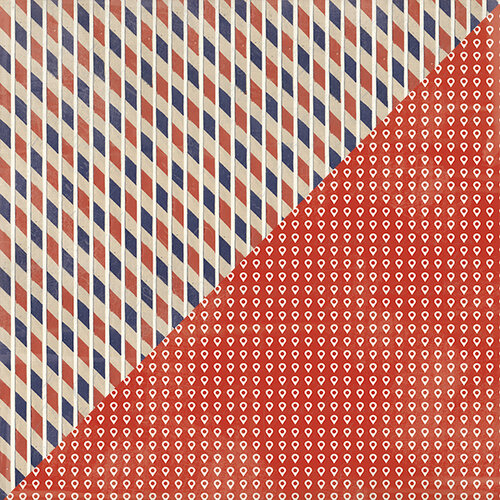 Authentique Paper - Quest Collection - 12 x 12 Double-Sided Paper - Seven