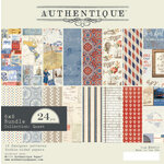 Authentique Paper - Quest Collection - 6 x 6 Paper Pad Bundle