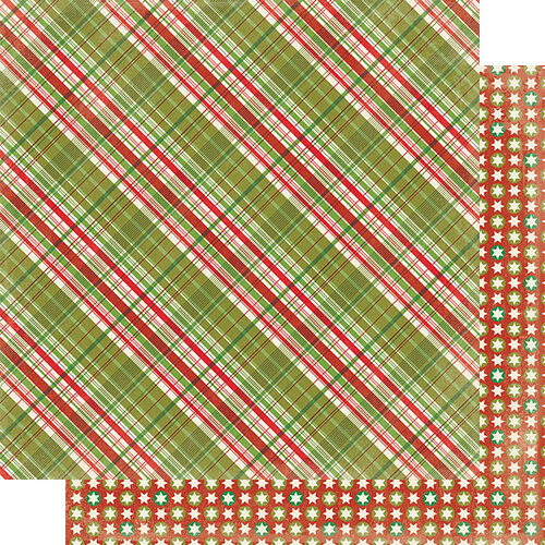Authentique Paper - Christmas - Rejoice Collection - 12 x 12 Double Sided Paper - Six