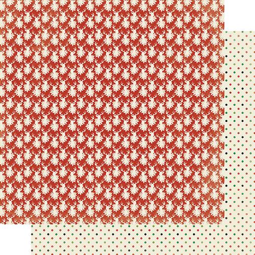 Authentique Paper - Christmas - Rejoice Collection - 12 x 12 Double Sided Paper - Seven
