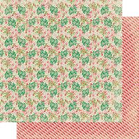 Authentique Paper - Christmas - Rejoice Collection - 12 x 12 Double Sided Paper - Twelve