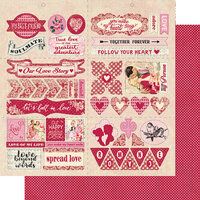 Authentique Paper - Romance Collection - Elements