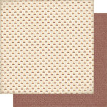 Authentique Paper - Rustic Collection - 12 x 12 Doubled-Sided Paper - Five