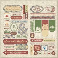 Authentique Paper - Rustic Collection - Elements