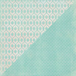 Authentique Paper - Sea-Maiden Collection - 12 x 12 Double-Sided Paper - Two