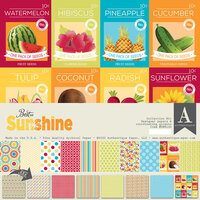 Authentique Paper - Best of Sunshine Collection - Collection Kit