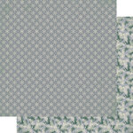 Authentique Paper - Snowfall Collection - 12 x 12 Double Sided Paper - Three