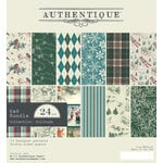 Authentique Paper - Solitude Collection - Bundle - 6 x 6 Paper Pad