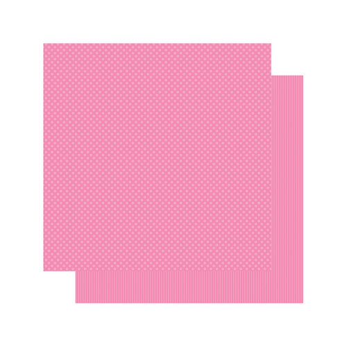 Authentique Paper - Spectrum Collection - 12 x 12 Double Sided Paper - Bubble Gum