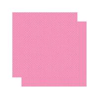 Authentique Paper - Spectrum Collection - 12 x 12 Double Sided Paper - Bubble Gum