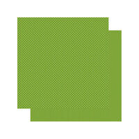 Authentique Paper - Spectrum Collection - 12 x 12 Double Sided Paper - Green Thumb