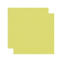 Authentique Paper - Spectrum Collection - 12 x 12 Double Sided Paper - Limeade