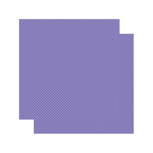 Authentique Paper - Spectrum Collection - 12 x 12 Double Sided Paper - Orchid
