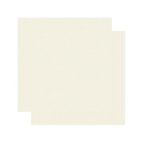 Authentique Paper - Spectrum Collection - 12 x 12 Double Sided Paper - Antique Lace