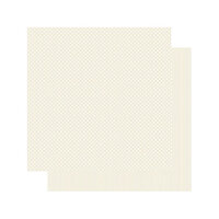 Authentique Paper - Spectrum Collection - 12 x 12 Double Sided Paper - Antique Lace