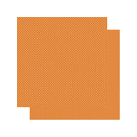 Authentique Paper - Spectrum Collection - 12 x 12 Double Sided Paper - Ginger Snap