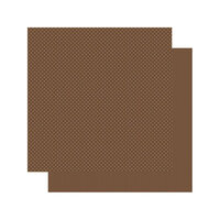 Authentique Paper - Spectrum Collection - 12 x 12 Double Sided Paper - Hot Cocoa