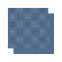 Authentique Paper - Spectrum Collection - 12 x 12 Double Sided Paper - Denim