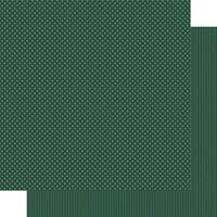 Authentique Paper - Spectrum Collection - 12 x 12 Double Sided Paper - Forest Green