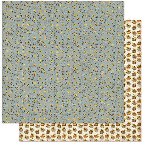 Authentique Paper - Splendor Collection - 12 x 12 Double Sided Paper - Three