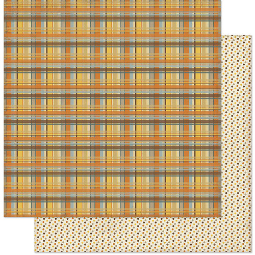 Authentique Paper - Splendor Collection - 12 x 12 Double Sided Paper - Five