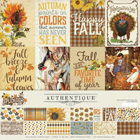 Authentique Paper - Splendor Collection - 12 x 12 Collection Kit