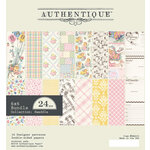 Authentique Paper - Swaddle Girl Collection - 6 x 6 Paper Pad Bundle