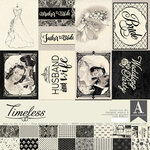 Authentique Paper - Timeless Collection - 12 x 12 Collection Kit