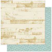 Authentique Paper - Voyage Collection - 12 x 12 Double Sided Paper - Three