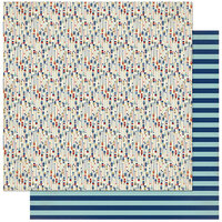 Authentique Paper - Voyage Collection - 12 x 12 Double Sided Paper - Six