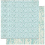 Authentique Paper - Voyage Collection - 12 x 12 Double Sided Paper - Seven