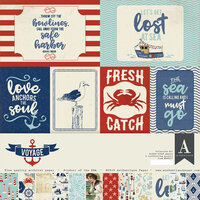 Authentique Paper - Voyage Collection - 12 x 12 Collection Kit