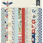 Authentique Paper - Voyage Collection - 12 x 12 Paper Pad