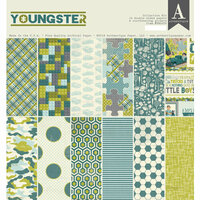 Authentique Paper - Youngster Collection - 12 x 12 Collection Kit