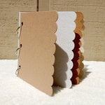 Basically Bare - Oh So Mini Mix and Match Album - Scalloped