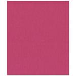 Bazzill Basics - 8.5 x 11 Cardstock - Criss Cross Texture - Bubblegum