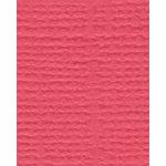 Bazzill Basics - Bulk Cardstock Pack - 25 Sheets - 8.5x11 - Passionate, CLEARANCE