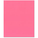 Bazzill Basics - 8.5 x 11 Cardstock - Smooth Texture - Watermelon Sensation