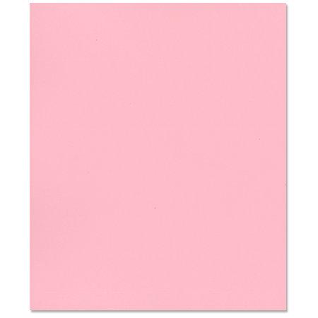 Bazzill Basics - 8.5 x 11 Cardstock - Smooth Texture - Guava Sensation