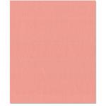Bazzill Basics - 8.5 x 11 Cardstock - Burlap Texture - Twinkle Pink