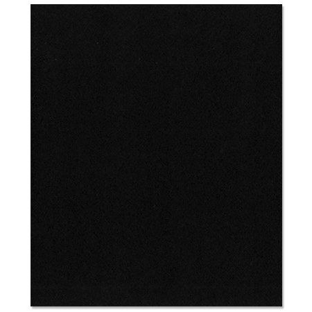 Bazzill - 8.5 x 11 Cardstock - Criss Cross Texture - Beetle Black