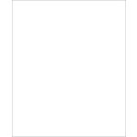 Bazzill Basics - Card Shoppe - 8.5 x 11 Cardstock - Premium Smooth Texture - Marshmallow