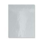 Bazzill Basics - 8.5 x 11 Silver Foil Cardstock